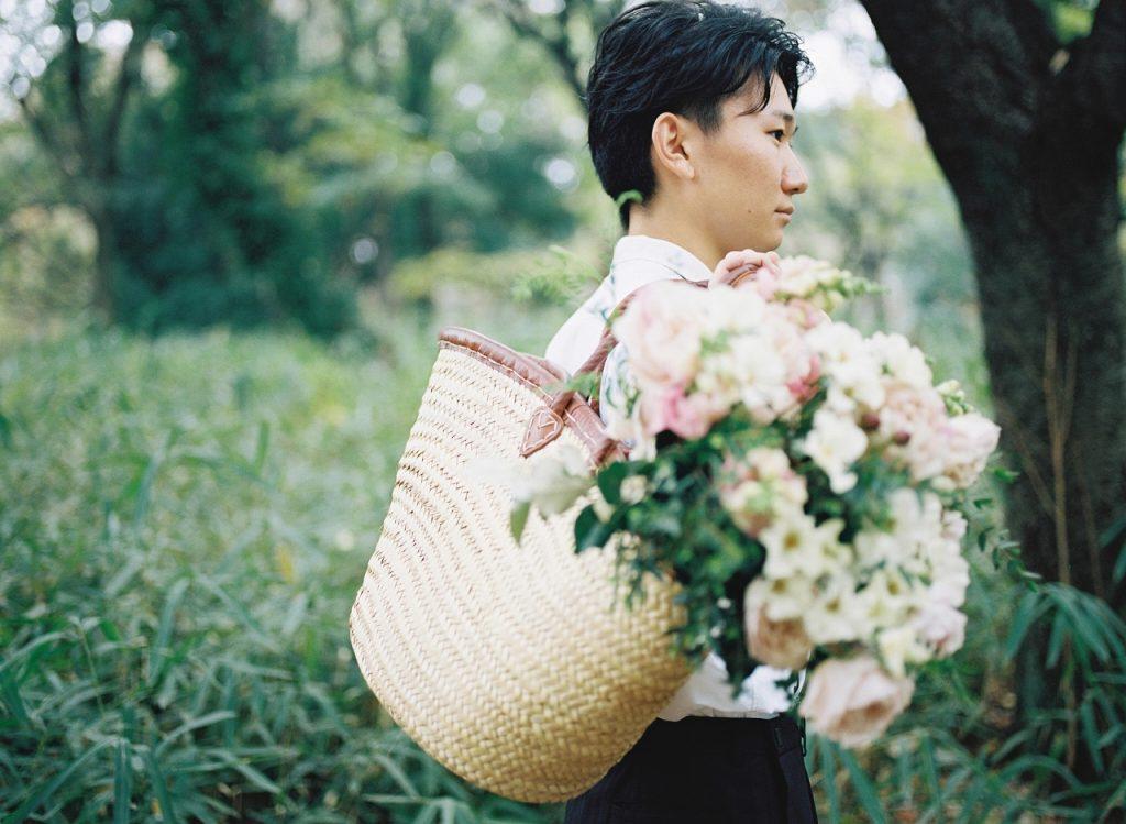 フラワーバッグ Always Flowers