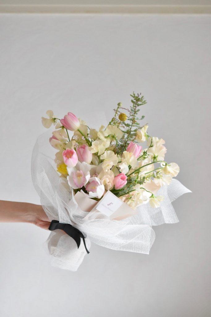 季節の花 ギフト 花束