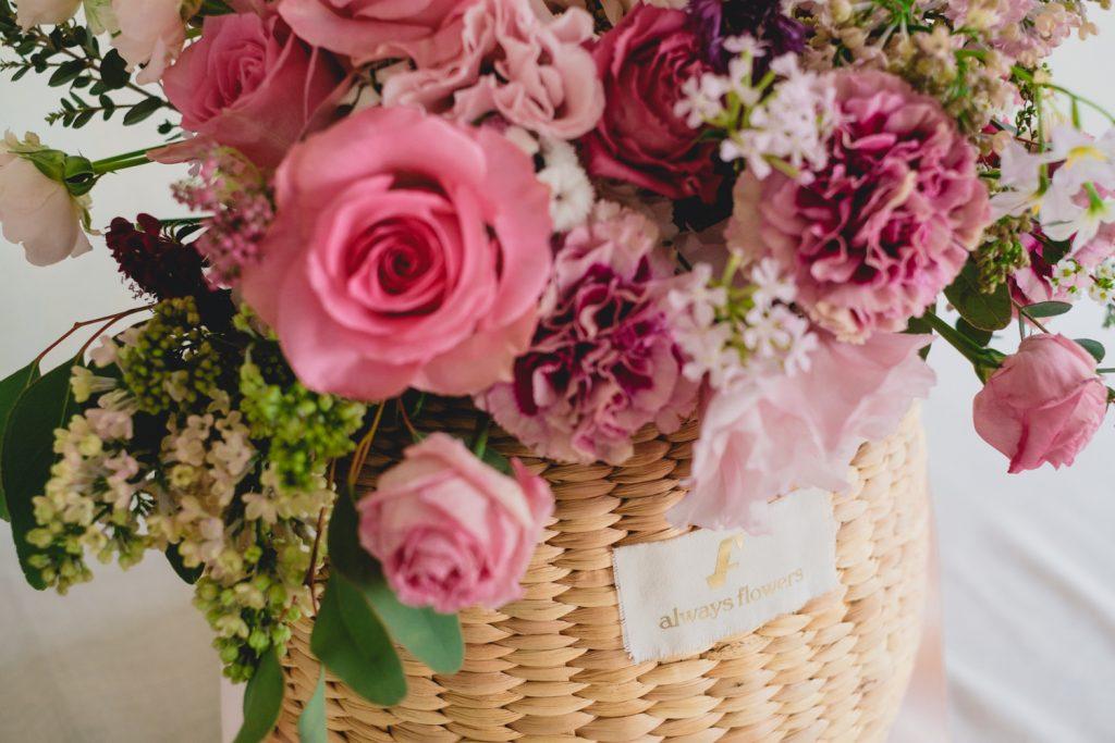 結婚祝い フラワーギフト 誕生日
